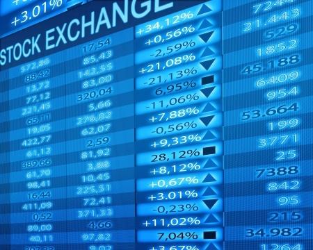 פלטפורמה למסחר במניות בבורסה